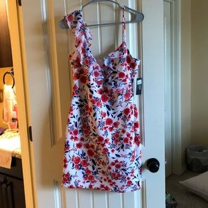 Guess Red/White/Blue Dress